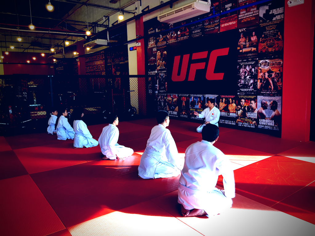 Karate Fitness Manila at the UFC Gym Philippines