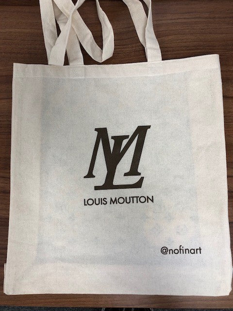 LOUIS MOUTTON Designer Tote Bag