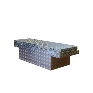 Tool Box-Tub Tool (ALT-BSC) - CBC Alloy Boxes & Canopies