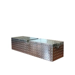 Tool Box-Gullwing (DBL) - CBC Alloy Boxes & Canopies