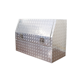 Tool Box-Side Opening (FIL) - CBC Alloy Boxes & Canopies