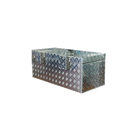 Tool Box-Top Opening  (REC-BHS) - CBC Alloy Boxes & Canopies