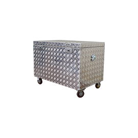 Tool Box-Top Opening  (REC-WCS) - CBC Alloy Boxes & Canopies