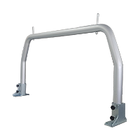 Accessory (Removable Rear Rack) - CBC Alloy Boxes & Canopies