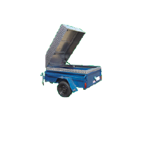 Trailer Cover (TC-3) - CBC Alloy Boxes & Canopies
