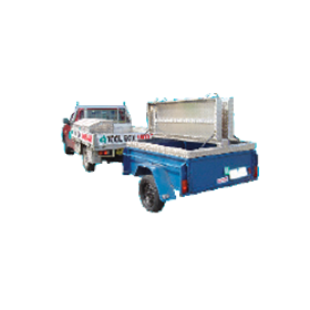 Trailer Cover (TC-4) - CBC Alloy Boxes & Canopies