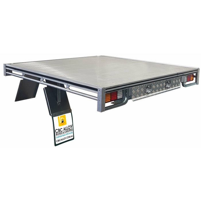Ute Tray-Tray Deck Only (Single Cab 1)