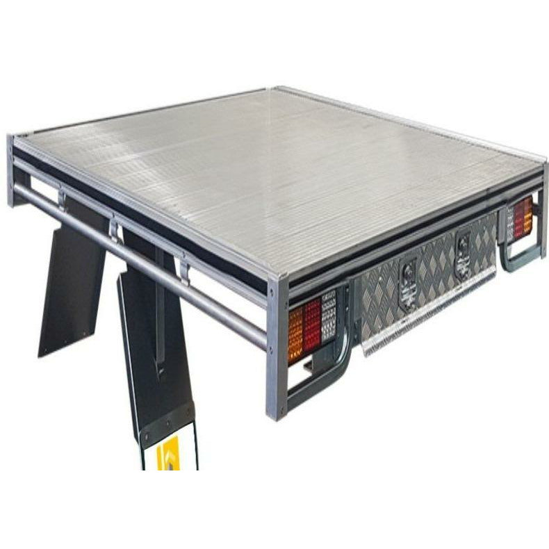 Ute Tray-Tray Deck Only (Dual Cab)