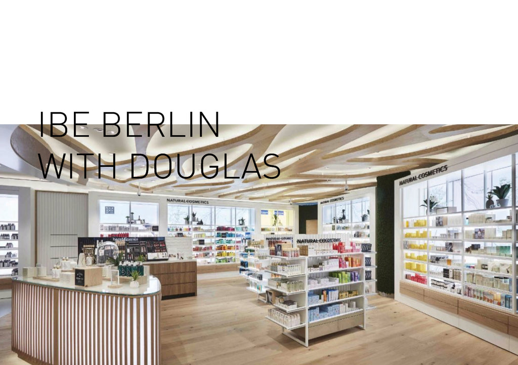 Tonik joins the Indie Beauty Expo with Douglas in Berlin