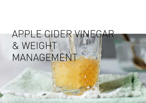 Can Apple Cider Vinegar assist with Weight Management?