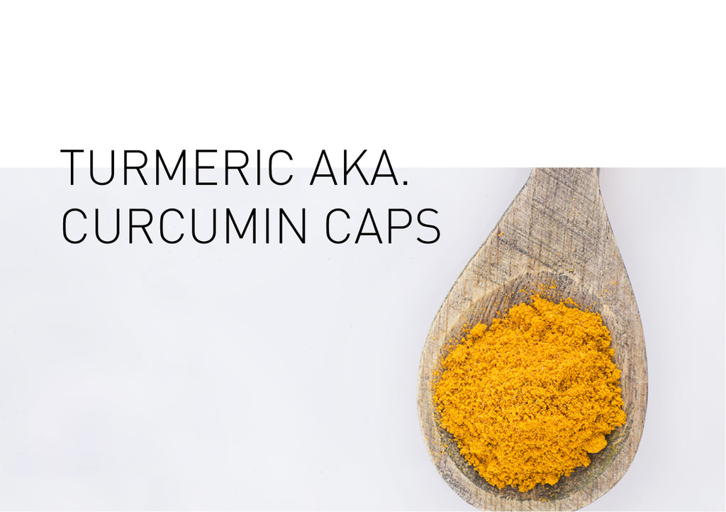 Turmeric and Curcumin Capsules have more health benefits than a whole medicine chest.