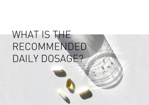 What is the recommended daily dosage when taking Supplements?