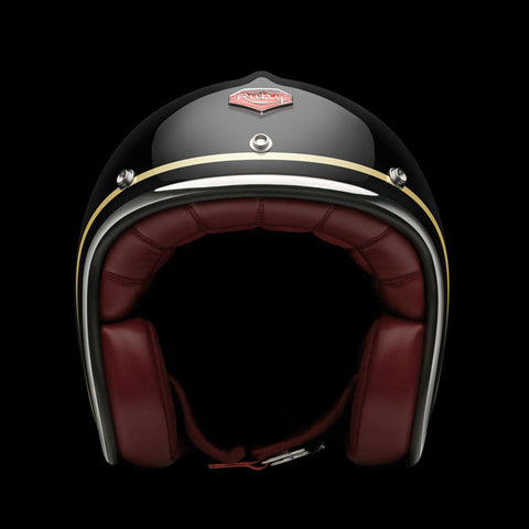 Ruby Motorcycle Helmet Pavillon St Peres Size S