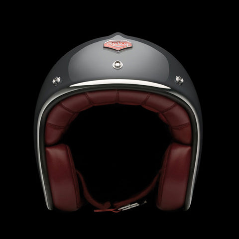 Ruby Motorcycle Helmet Pavillon Voltaire Size S