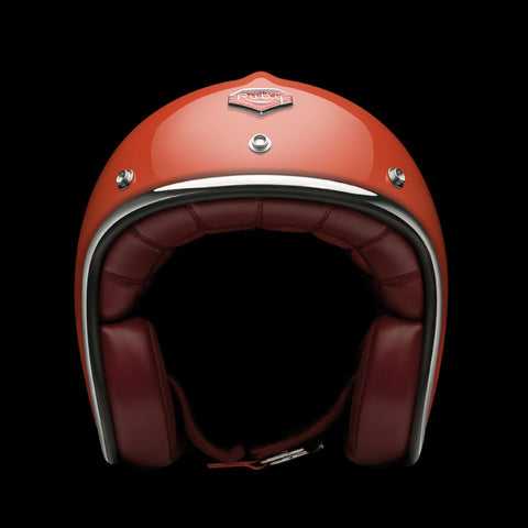 Ruby Motorcycle Helmet Pavillon Capucines Size XL
