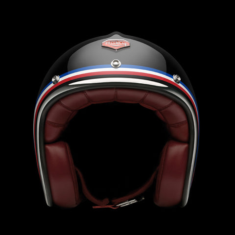 Ruby Motorcycle Helmet Pavillon Revolution Size L