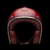 Ruby Motorcycle Helmet Pavillon Wagram Size L