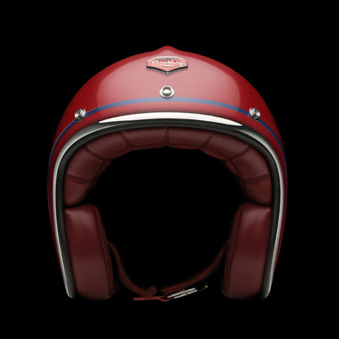 Ruby Motorcycle Helmet Pavillon Wagram Size S