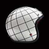 Ruby Motorcycle Helmet Pavillon Barbican Size 2XL