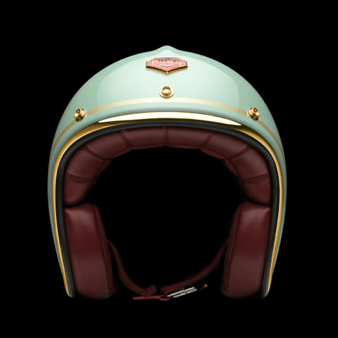 Ruby Motorcycle Helmet Pavillon Tuileries Size L