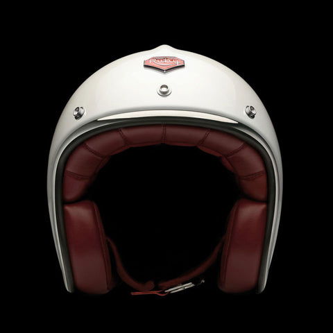 Ruby Motorcycle Helmet Pavillon St Honore Size 2XL