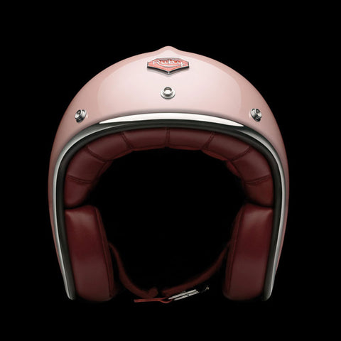 Ruby Motorcycle Helmet Pavillon Cambon Size L