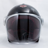 Ruby Motorcycle Helmet Belvedere St Germain Size 2XL