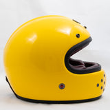Ruby Motorcycle Helmet Castel Louis Lumiere Size 2XL