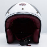 Ruby Motorcycle Helmet Pavillon Bonneville Size 2XL