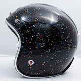 Ruby Motorcycle Helmet Pavillon Ill Studio Size XL