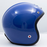Ruby Motorcycle Helmet Pavillon Folie Mericourt Size XL
