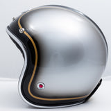 Ruby Motorcycle Helmet Pavillon Munich 90 Lerchenauer Size XL