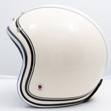 Ruby Motorcycle Helmet Pavillon Munich 90 Moosacher Size L