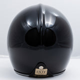 Ruby Motorcycle Helmet Pavillon St Germain Size M