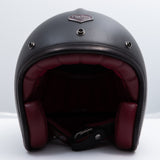 Ruby Motorcycle Helmet Pavillon St Roc Size 2XL