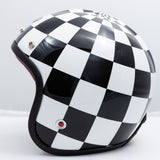 Ruby Motorcycle Helmet Pavillon Victoires Size M