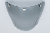 Ruby Pavillon Visage Visor Chrome Light Smoke