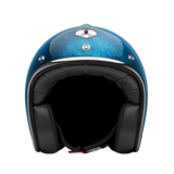 Ruby Motorcycle Helmet Pavillon Pacifique Blue Size L