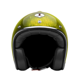 Ruby Motorcycle Helmet Pavillon Pacifique Yellow Size 2XL