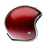 Ruby Motorcycle Helmet Pavillon Pacifique Red Size M