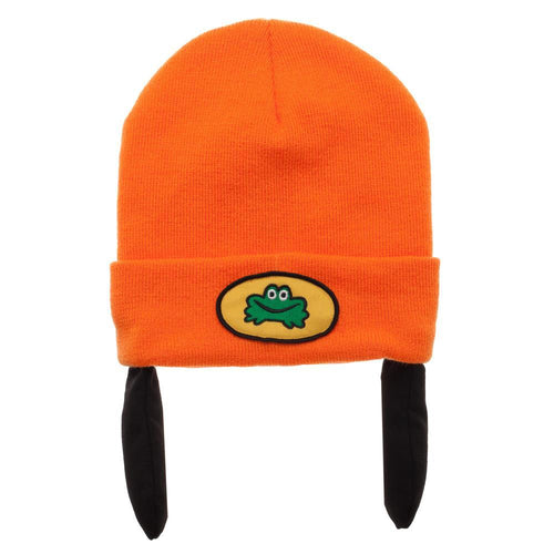 PaRappa the Rapper cosplay hat