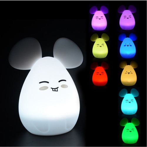Large Color-changing Mouse Night Light