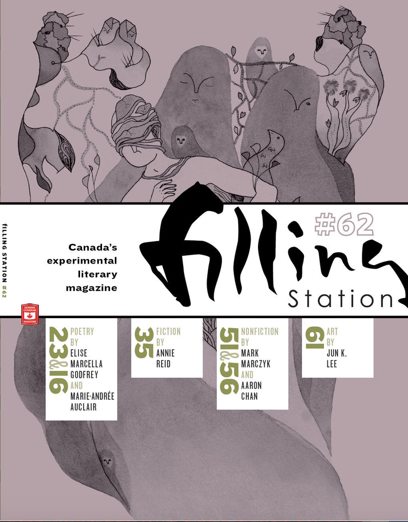 filling Station Issue 62
