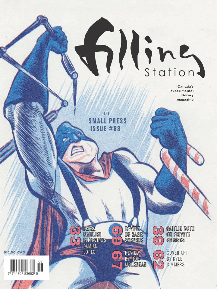 filling Station Issue 68