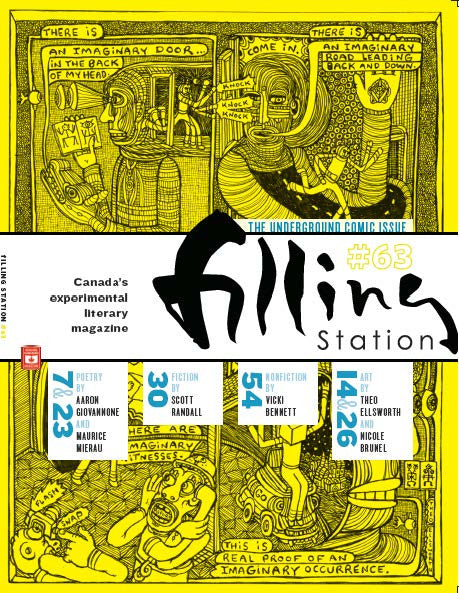 filling Station Issue 63