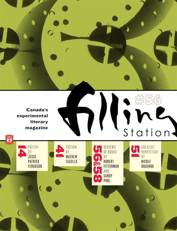 filling Station Issue 56