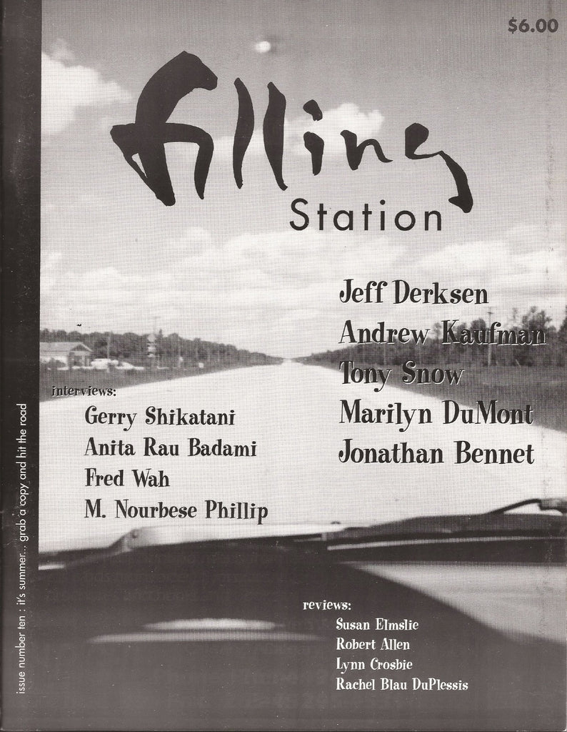 filling Station Issue 10