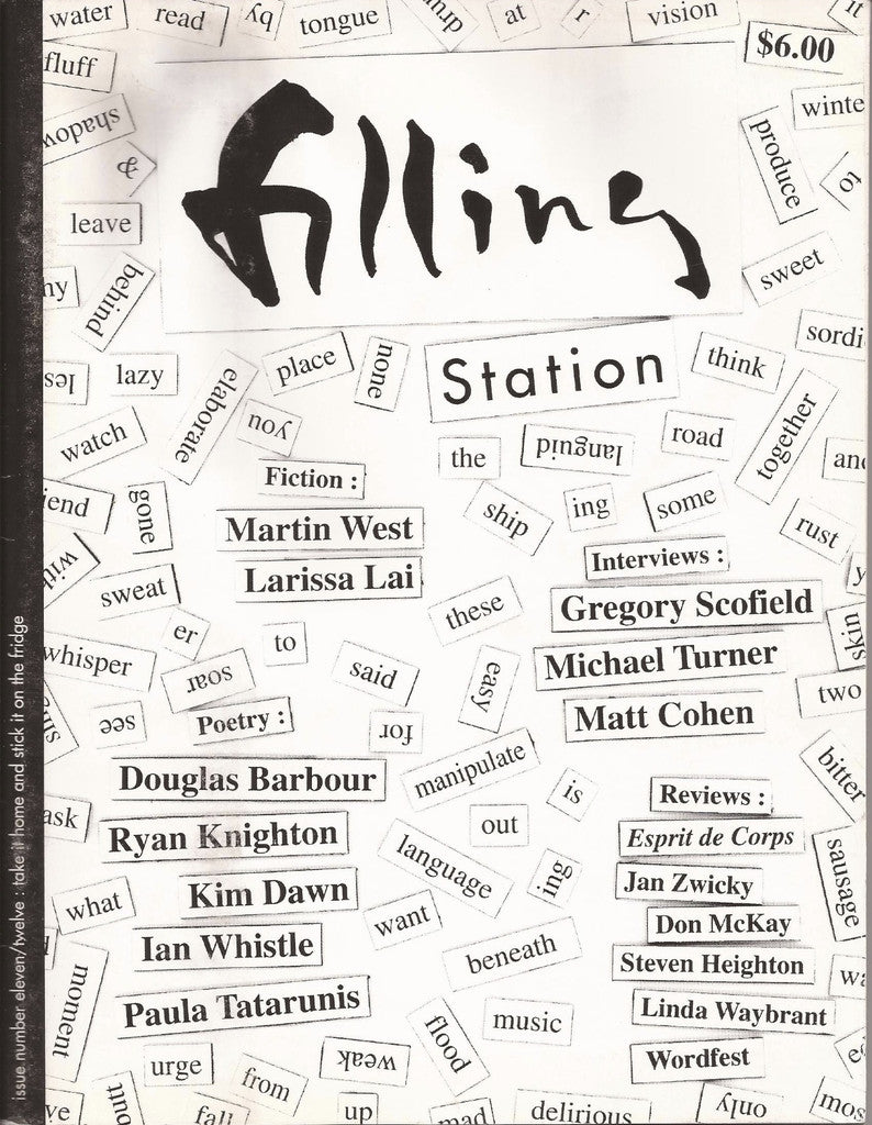 filling Station Issue 11/12