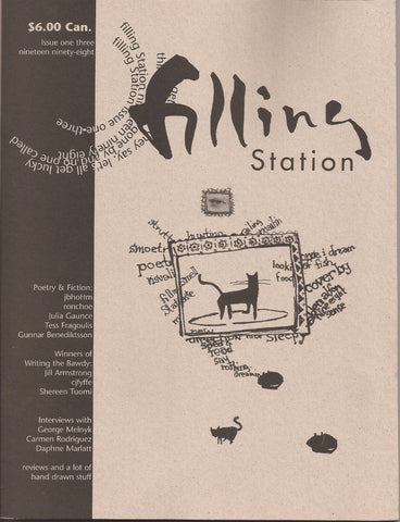 filling Station Issue 13
