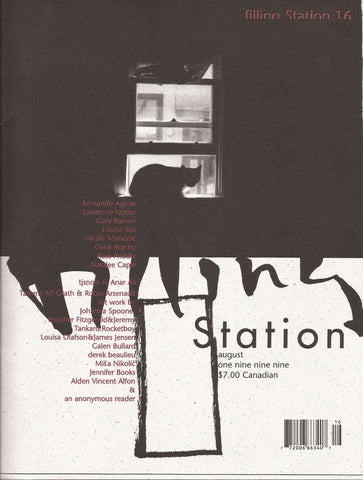 filling Station Issue 16